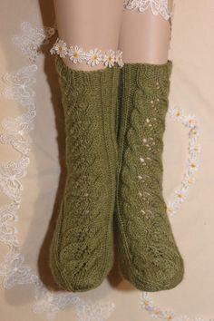 neuleohje Archives - Juurakko Creations Wool Socks, Knitting Socks, Knitting Ideas, Yarn Crafts, Diy Crafts, One Color, Colour, Leg Warmers, Mittens