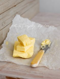 homemade butter |