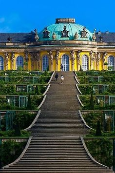 Potsdam Germany Attractions