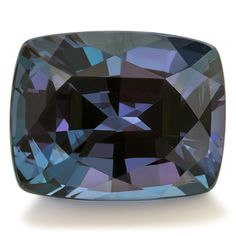 Single Alexandrite. Top precision cutting and proportions with excellent clarity and an exceptional color change. Unlike alexandrites from other deposits, the best Brazilian alexandrites are blue in daylight. Slightly darker stones like this one are considered to be more valuable because of their strong color change. A lighter toned stone would never show such a prominent change.