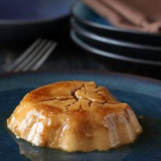 Vegan Richa: Pumpkin Pie Flan- Pumpkin custard with burnt sugar caramel. Vegan Glutenfree Recipe