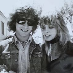 Bob Mayo, keyboardist for the Peter Frampton band with Stevie ~ ☆♥❤♥☆ ~ backstage in Oakland at a Day on the Green, April 1976 ~ photo by Michael Zagaris Trauma, Wedding Quotes To A Friend, Members Of Fleetwood Mac, Peter Frampton, Buckingham Nicks, Stephanie Lynn, Stevie Nicks Fleetwood Mac, That Way, My Idol