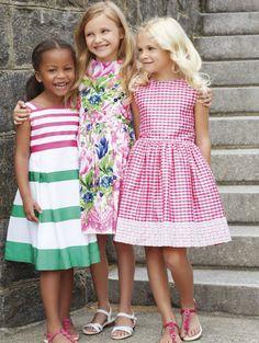 Oscar de la Renta childrenswear.