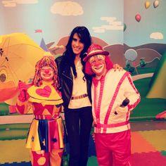 Tania Levy Rit Tv programa Zig Zag Show