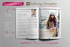 How To e-Book | InDesign Template by InDesign Templates on @creativemarket
