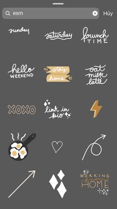 Instagram Emoji, Instagram And Snapchat, Instagram Blog, Instagram Story Ideas, Instagram Quotes, Instagram Editing Apps, Creative Instagram Photo Ideas, Snapchat Stickers, Instagram Highlight Icons
