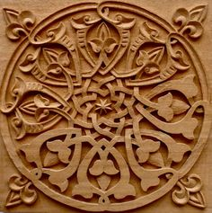 islamic engraving wood - Google Search