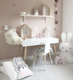 Bunny rabbit love in the this gorgeous nursery xo