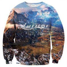 Image of Awesome Sweatshirt