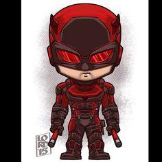 Daredevil!!! Lord Mesa