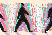 Maybe dark Matter is All Just a big mistake - Tsjisse Talsma Illustration