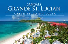 60c29fdecb8141 Sandals all inclusive Caribbean vacation packages and resorts in Saint  Lucia