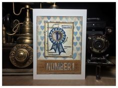 IGIRLZOE: Tim Holtz Blueprint Cards