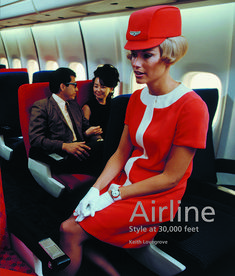 Airline is a Coffee Table Book for Fashion Lovers and World Travelers trendhunter.com