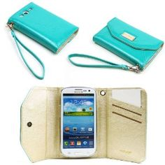 Wallet Case for the Samsung Galaxy S3 Need this! --> Love the color, it fits my phone perfectly! great price!