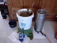 Bauanleitung Destille mit Bauplan
