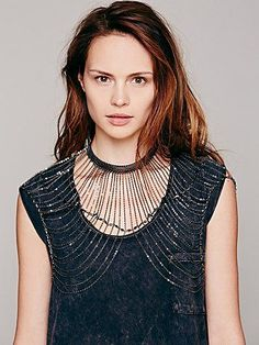 Free People Shae Upper Body Chain.  Like 600 something.... So just dream about it.
