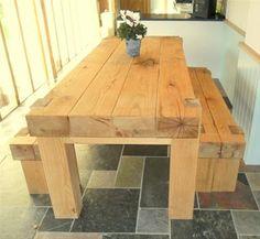 live edge rustic oak furniture