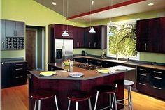 madera torneada y pintada con diferentes tonos de cafe, cherry o chocolate - Yahoo Image Search Results