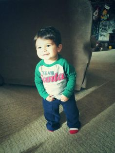 Snooki's son Lorenzo is #TeamSanta if you love fallon so much you gotts love 2 women Nicole Snooki and Jenni jwoww Snookis son is so cute he can maybe marry winniw fallon someday well see