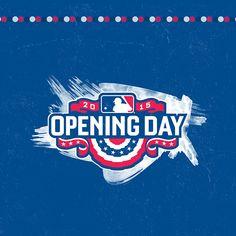 Major League Baseball - Opening Day 2015 on Behance