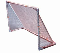 Park and Sun Slip-Net PVC Soccer Goal -Double Support - Soccer Goals at Hayneedle 6x4. 60.91