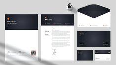 Creative Branding Identity Keynote Template, Brochure Template, Flyer Template, Stationery Templates, Psd Templates, Brand Guidelines Template, Brand Identity, Branding Design, Creative