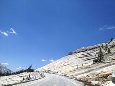 Yosemite National Park's Tioga Road