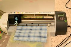 Diary of a Preppy Mom: Tutorial: Cut Fabric with Silhouette SD