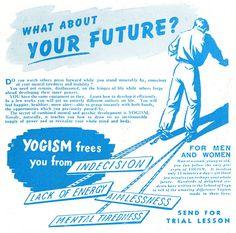 Yoga: the future of man