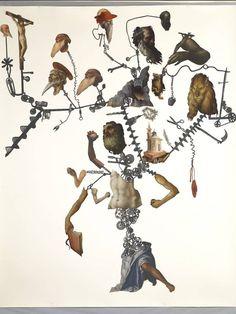 'Penitence Machine (Saint Jerome)' (2012) Michael Landy at the National Gallery