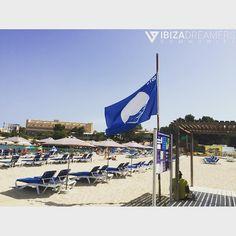 The final week of 2015! Here you have Port des Torrent beach in Ibiza. Blue flag spotted   #Ibiza2015  #Ibiza2016 #portdestorrent #eivissa #beautiful #ibiza #iloveibiza #nature #summer #memories