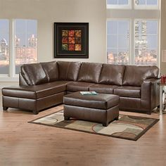 Simmons® 2-Piece Metro Sectional