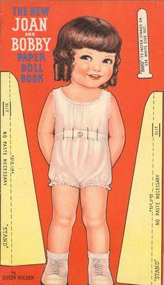 Paper Dolls~The New Joan and Bobby - Bonnie Jones - Álbumes web de Picasa