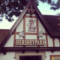 Hershey Park Hershey, PA I was such a park rat lol