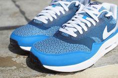 NIKE AIR MAX 1 JACQUARD (PHOTO BLUE) | Sneaker Freaker