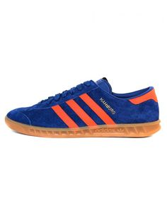 03502f701a68a Buy Hamburg - Royal Orange by Adidas Originals from our Footwear range -  Blues -   fatbuddhastore