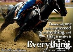 give it everything