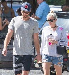 Liam Hemsworth und Miley Cyrus sind
