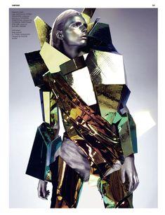 Futuristic Fashion - Album on Imgur Anthony Maule (photographer)