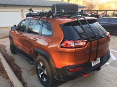Pin by Rich Allcorn on Jeep Cherokee Trailhawk & Accessories Jeep Cherokee Bumpers, New Jeep Cherokee, Jeep Cherokee Limited, 2014 Jeep Cherokee Trailhawk, Jeep Trailhawk, Jeep Cherokee Accessories, Jeep Accessories, Overland Truck, Jeep Camping
