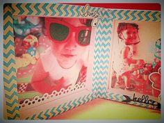 La Stanza Creativa di Lisa: La mia shadow box