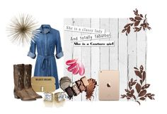 """""""Untitled #212"""" by downtowner ❤ liked on Polyvore featuring NLXL and Ariat"""
