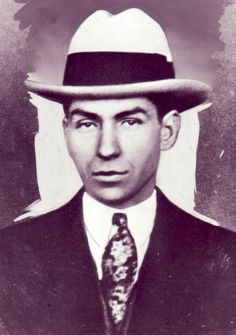 charles lucky luciano images | Lucky Luciano: Mysterious Tales of a Gangland Legend