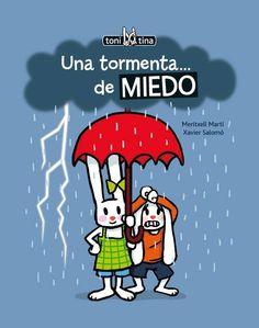 """""""Una tormenta... de MIEDO"""" - Meritxell Martí (Almadraba)"""