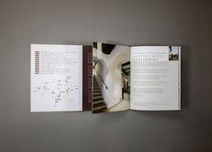 IDYLLIC PLACES – Imagebroschüre on Behance Print Design, Behance, Places, Behavior, Type Design, Lugares
