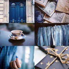 Ravenclaw Hogwarts house aesthetic