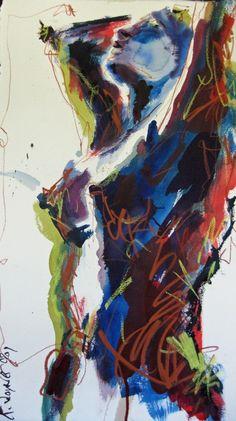 Painting by Robert Joyner