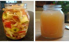 Prepare Your Own Raw Organic Apple Cider Vinegar! Making Apple Cider, Make Apple Cider Vinegar, Apple Cider Vinegar Benefits, Homemade Apple Cider, Apple Health Benefits, Fermented Foods, Bios, Healthy Drinks, Food Hacks