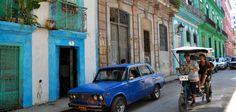 ¡Queremos que viajes a Cuba!  Iluminada por el sol del trópico y bañada por las aguas del Caribe, hay una ciudad colonial en la que el reloj se ha parado y que embruja a todos los viajeros: La Habana.  Allí descubrirás que el mar más sensual del mundo ha trasplantado su carácter a una ciudad repleta de rincones mágicos.  Y la Habana Vieja, el corazón de la ciudad, reconocido por la UNESCO como Patrimonio de la Humanidad.  Haz clic en el enlace y reservas las mejores fechas…